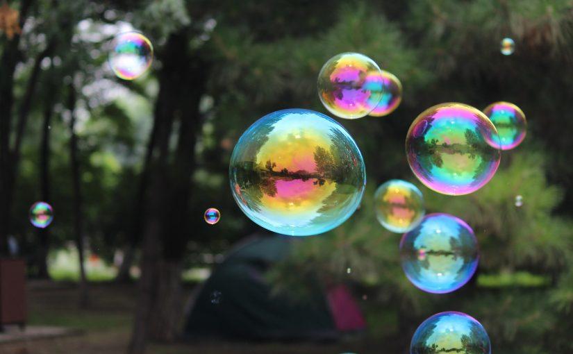 Bitcoin a bublina
